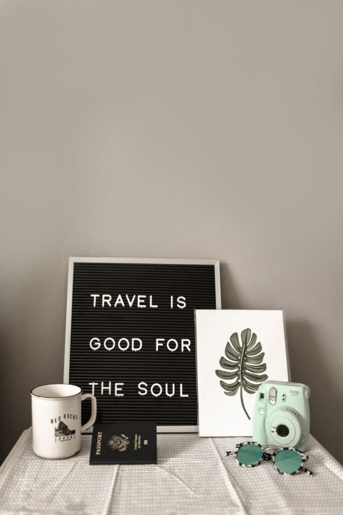 solo travel personal growth self care