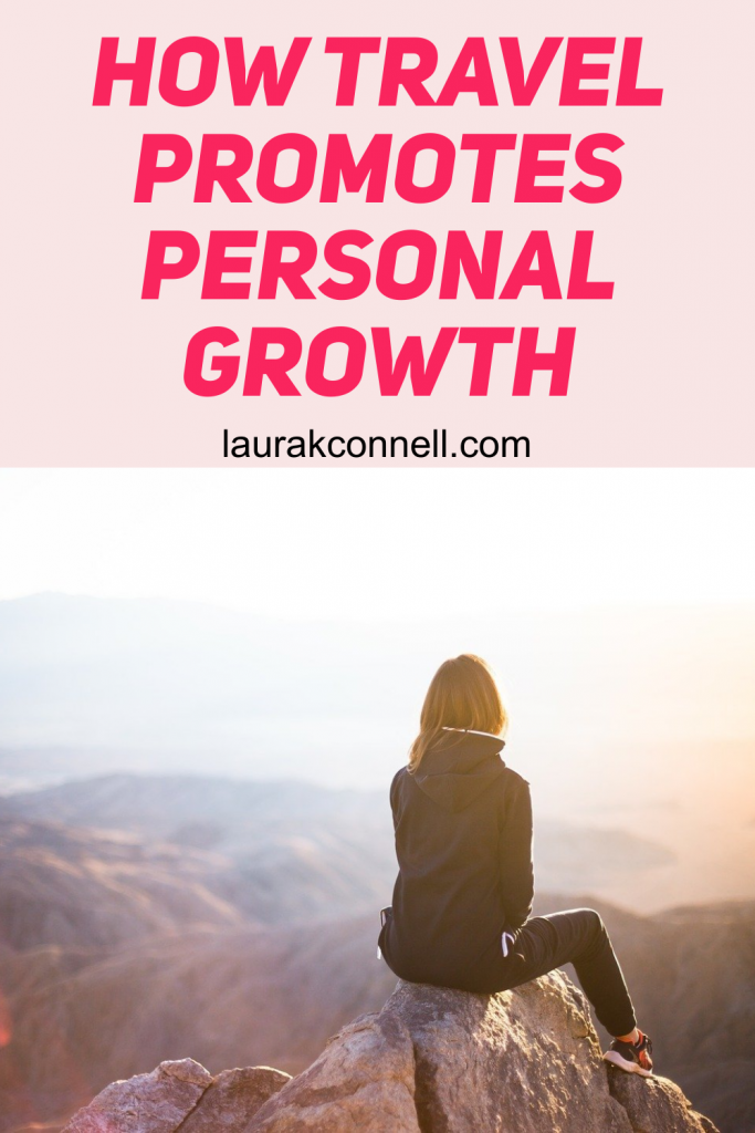 travel for personal growth